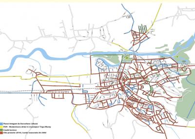 Plan integrat de dezvoltare urbană a Muncipiului Tîrgu-Mureş