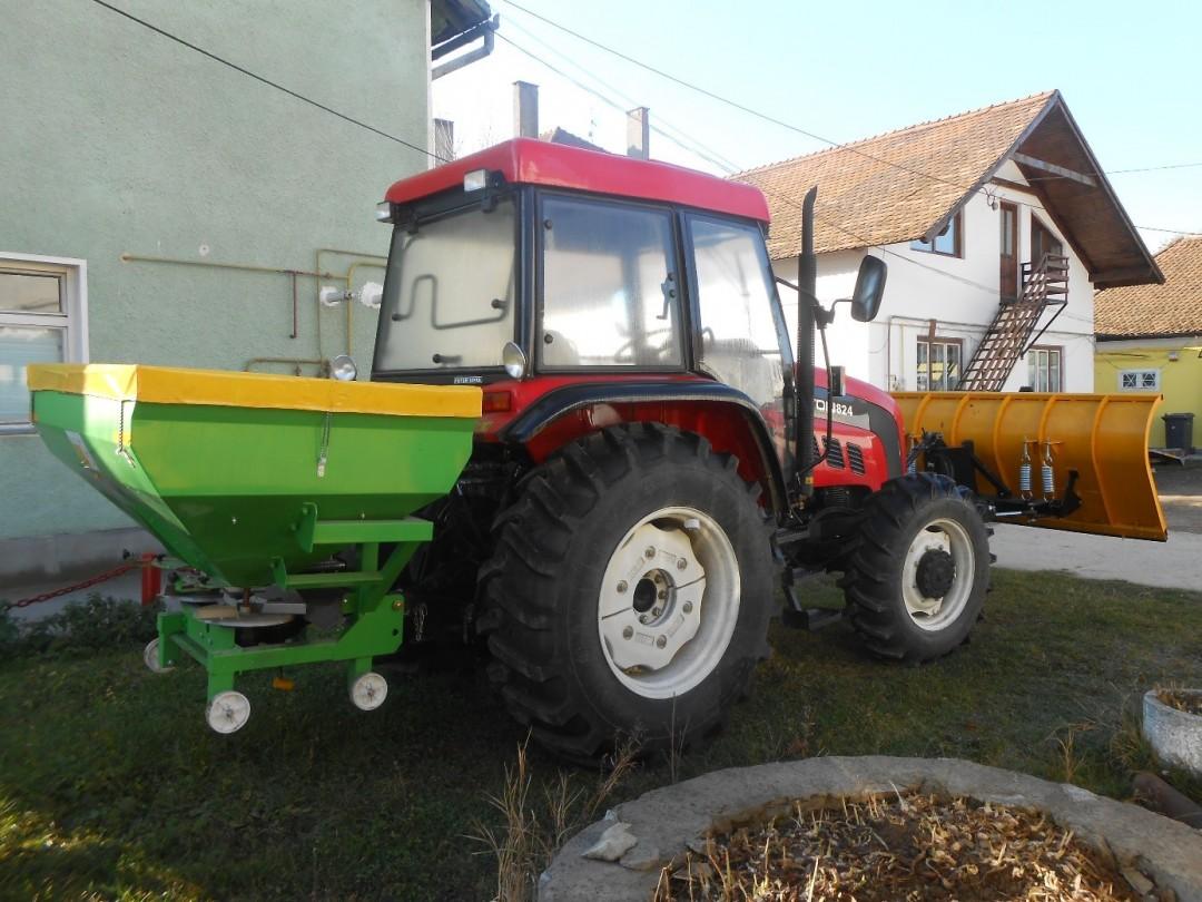 Înființarea – dotarea serviciului de întreținere – deszăpezire a drumurilor din comuna Bățani și dotarea așezămintelor culturale din comuna Bățani, judeţul Covasna