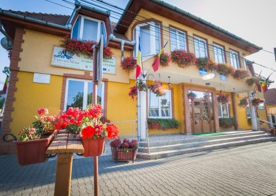 Centru de informare turistică, comuna Daneş