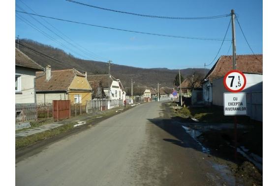 Proiect integrat în comuna Nadeş, judeţul Mureş