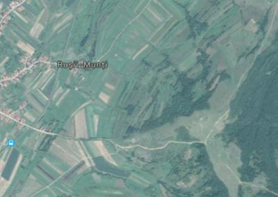 Modernizarea drumurilor forestiere din comuna Ruşii Munţi