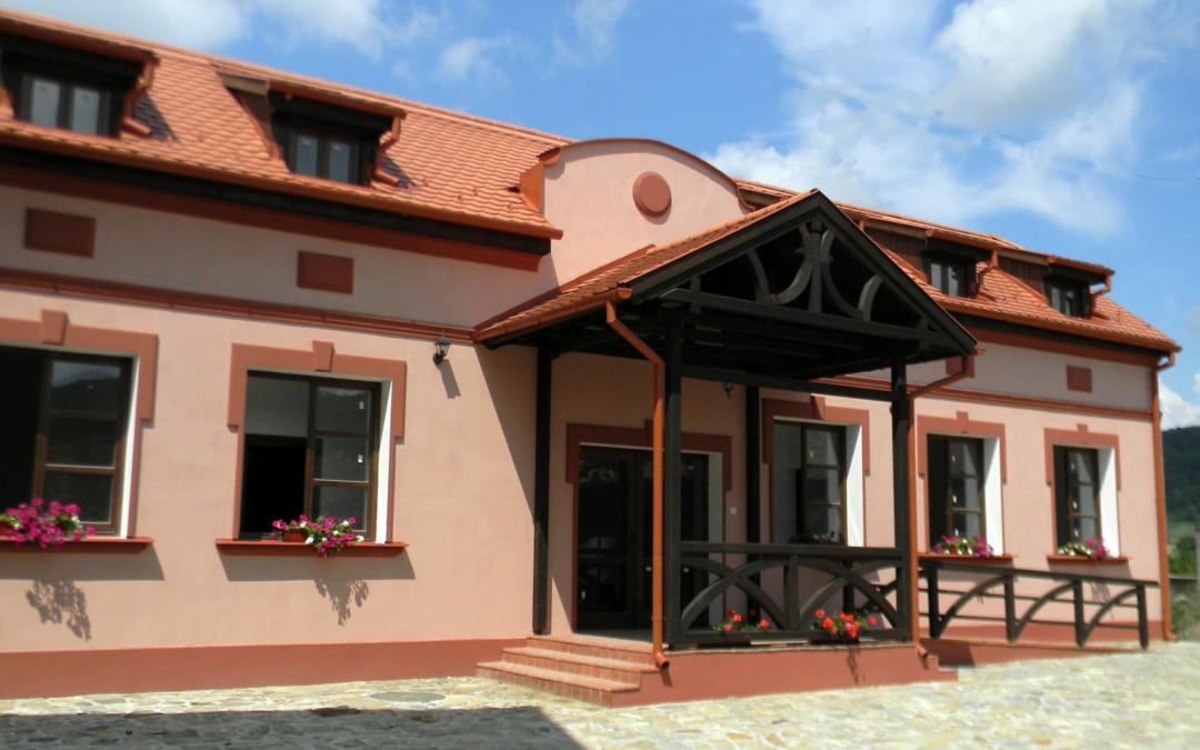 Construire centru local de informare și promovare turistică în localitatea Saschiz