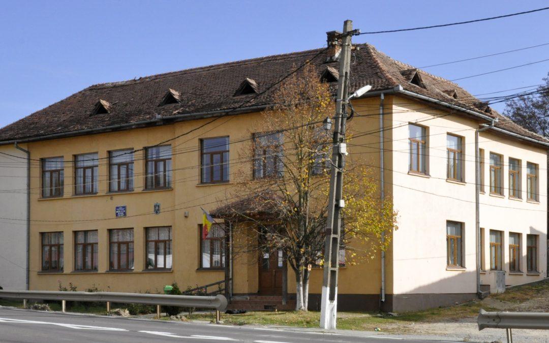 Reabilitare și modernizare școală gimnazială din localitatea Saschiz