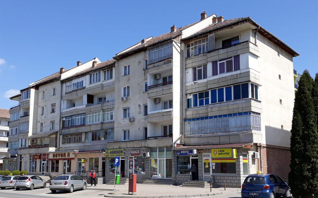 Creșterea eficienței energetice în clădiri rezidențiale din orașul Luduș